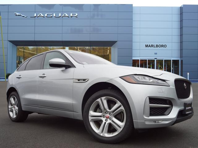 Certified Pre Owned 2017 Jaguar F Pace 35t R Sport
