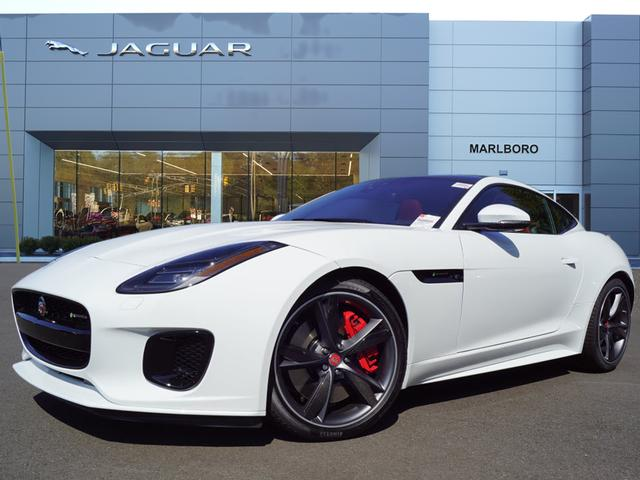 New 2020 Jaguar F Type R Dynamic With Navigation Awd